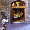 Gelateria Siena by Karen Zuk Rosenblatt
