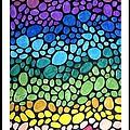 Gem Stones by Anya Restiana