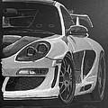 Gemballa Porsche Left by Richard Le Page