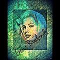 Gena Rowlands by Absinthe Art By Michelle LeAnn Scott