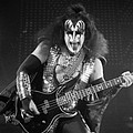 Gene Simmons by Timothy Bischoff