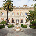 General Archive Of The Indies In Seville by Artur Bogacki