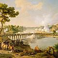 General Bonaparte Giving Orders At The Battle Of Lodi by Louis Lejeune
