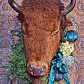 General Crook's Bison by Nikolyn McDonald
