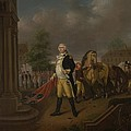 General Humphreys Delivering by Nicolas Louis Albert Delerive