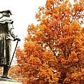 General In Fall Splendor by Alice Gipson