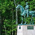 General John Sedgewick Gettysburg Battleground by Bob and Nadine Johnston
