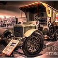 General Motors K-16 Ambulance by David B Kawchak Custom Classic Photography