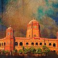 General Post Office Lahore by Catf