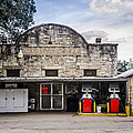 General Store In Independence Texas by David Morefield