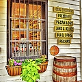 General Store by Jean Goodwin Brooks