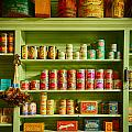 General Store Merchandise by Inge Johnsson