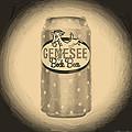 Genesee Bock Beer by J Morgan Massey