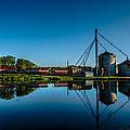 Genesee Mill by Randy Scherkenbach