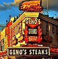 Geno's by Benjamin Yeager