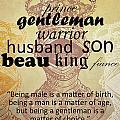 Gentleman 2 by Angelina Tamez