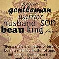 Gentleman 3 by Angelina Tamez