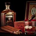 Gentlemen's Club Still Life by Tom Mc Nemar