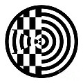 Geomentric Circle 3 by Amy Kirkpatrick