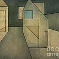 Geometric Abstraction II by David Gordon