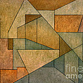 Geometric Abstraction Iv by David Gordon