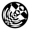Geometric Circle 5 by Amy Kirkpatrick