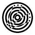 Geometric Circle 6 by Amy Kirkpatrick