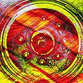 Geometric Colors  by Prakash Ghai
