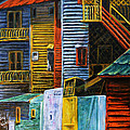 Geometric Colours I by Xueling Zou