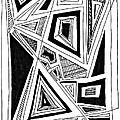 Geometric Doodle 2 by Sarah Loft