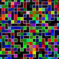 Geometric Pattern 2 by Ron Hedges
