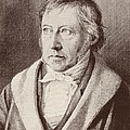 Georg Hegel  by Anonymous