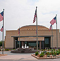 George Bush Presidential Library by Mae Wertz