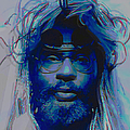 George Clinton by Fli Art