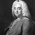 George Frederic Handel by Underwood Archives
