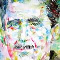 George Orwell by Fabrizio Cassetta