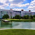 George R Brown Convention Center by Audreen Gieger