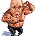 George The Animal Steele by Art