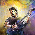 George Thorogood In Cazorla In Spain 02 by Miki De Goodaboom