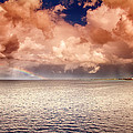 George Town-grand Cayman Rainbow After The Storm by Eti Reid