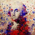 George Washington 3 by Bekim Art