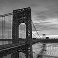 George Washington Bridge by Michael Ver Sprill