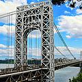 George Washington Bridge by Regina Geoghan