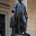 George Washington Statue by Carol Ailles