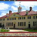 George Washington's Mount Vernon by Anthony Jones