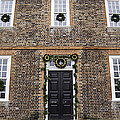 George Wythe House Williamsburg by Teresa Mucha