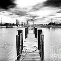 Georgetown Dock by John Rizzuto