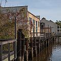 Georgetown Docks by Dale Powell