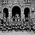 Georgetown Football 1910 by Benjamin Yeager
