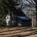 Georgia Barn by John Wall